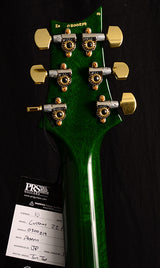Paul Reed Smith Custom 22 Piezo Faded Jade Green Burst-Brian's Guitars