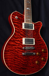 Used Don Grosh Set Neck Limited Transparent Red-Brian's Guitars
