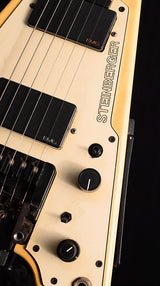 Used 1989 Steinberger GP2T White-Electric Guitars-Brian's Guitars