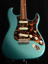Used D'Pergo Vintage Limited Sea Foam Turquoise-Electric Guitars-Brian's Guitars