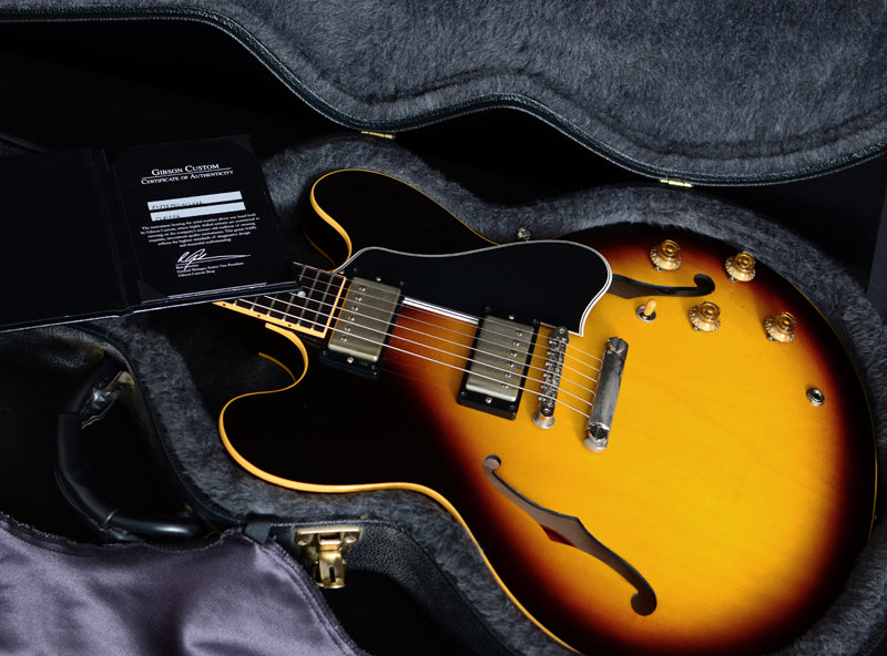Used Gibson Custom 1958 Reissue ES-335-Brian's Guitars