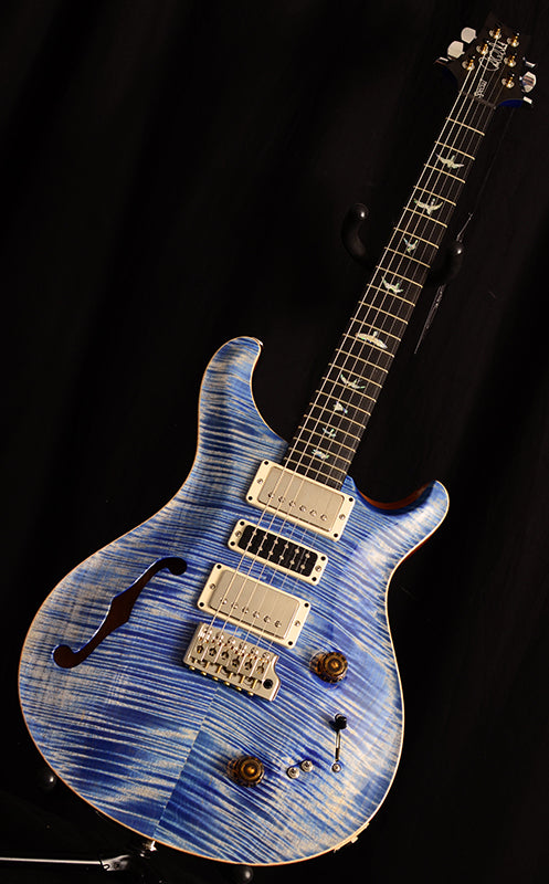 Paul Reed Smith Wood Library Special Semi-Hollow Brian's Limited Faded Blue Jean-Brian's Guitars