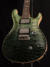 Paul Reed Smith Wood Library Custom 24 Fatback Brian's Limited Trampas Green Fade-Brian's Guitars