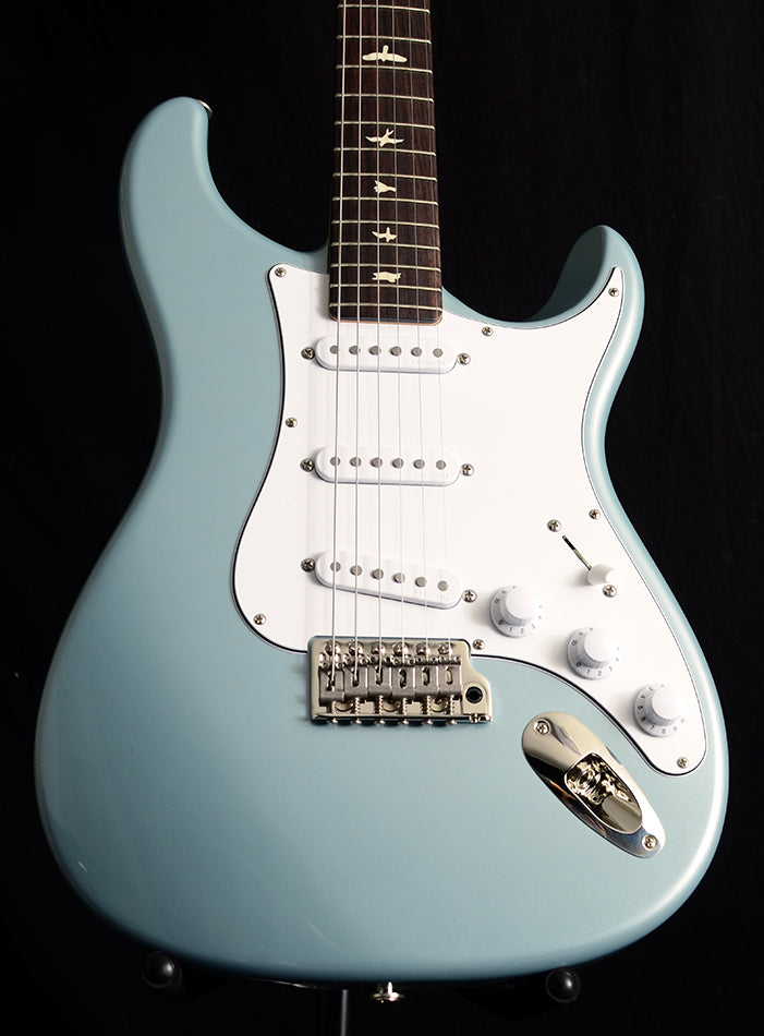 Paul Reed Smith Silver Sky John Mayer Signature Model Polar Blue-Electric Guitars-Brian's Guitars