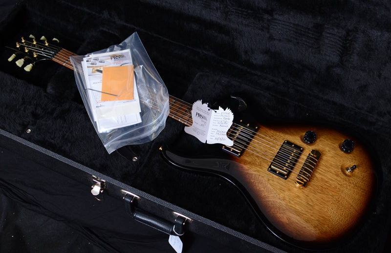 Used Paul Reed Smith McCarty Korina Burst With Gold Hardware-Brian's Guitars
