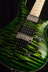 Paul Reed Smith Wood Library Custom 24 Floyd Brian's Limited Jade Green Burst-Brian's Guitars