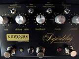 Empress Vintage Modified Superdelay-Effects Pedals-Brian's Guitars