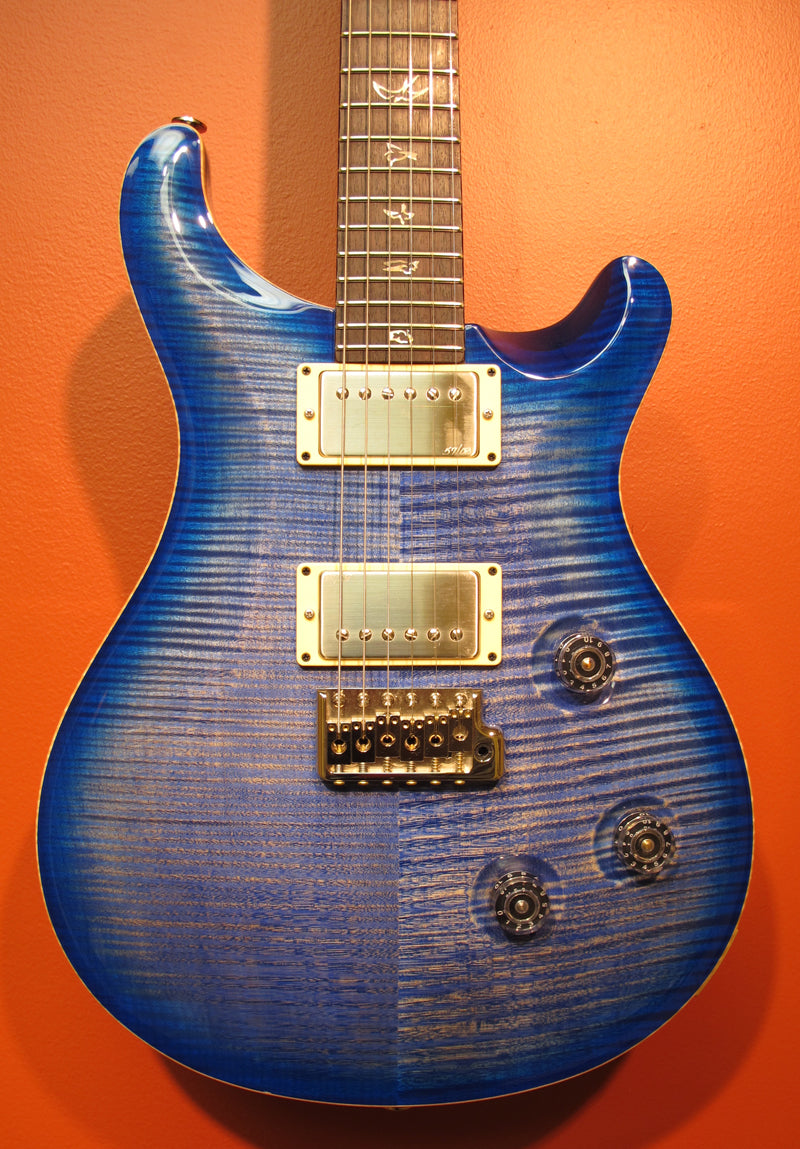 Paul Reed Smith Custom 24 Faded Blue Burst