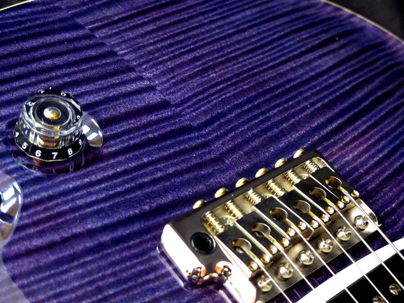 Paul Reed Smith 408 Maple Top Armando's Amethyst