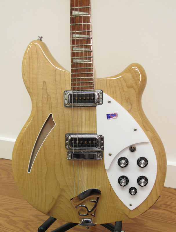 Used Rickenbacker 360 (2001)-Brian's Guitars