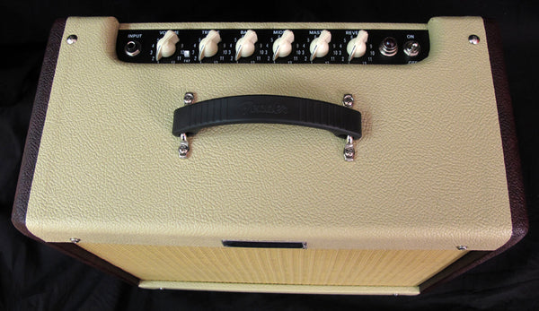 Used Fender Blues Junior III Limited Creamy Wine