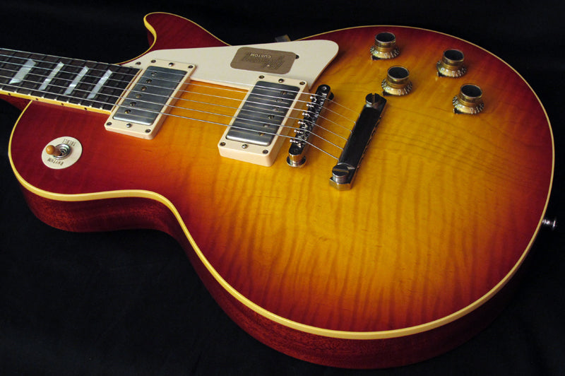 Used Gibson Custom 1960 Les Paul Standard VOS-Brian's Guitars