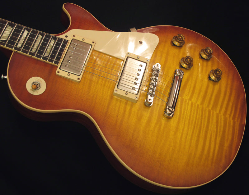 Used Gibson 1959 Reissue Les Paul Murphy Aged-Brian's Guitars