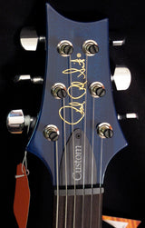 Paul Reed Smith Custom 22 Makena Blue-Brian's Guitars