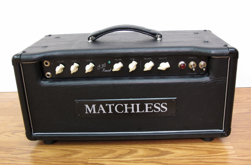 Matchless C-30 Reverb Head-Brian's Guitars
