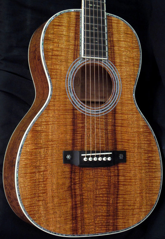 Martin Custom Shop 00-12 Fret Koa-Brian's Guitars