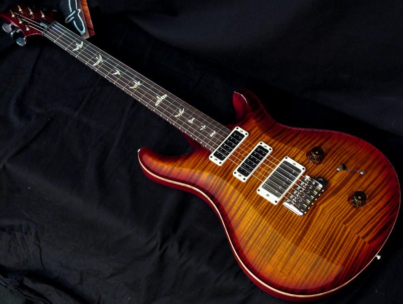 Paul Reed Smith Studio Dark Cherry Sunburst-Brian's Guitars