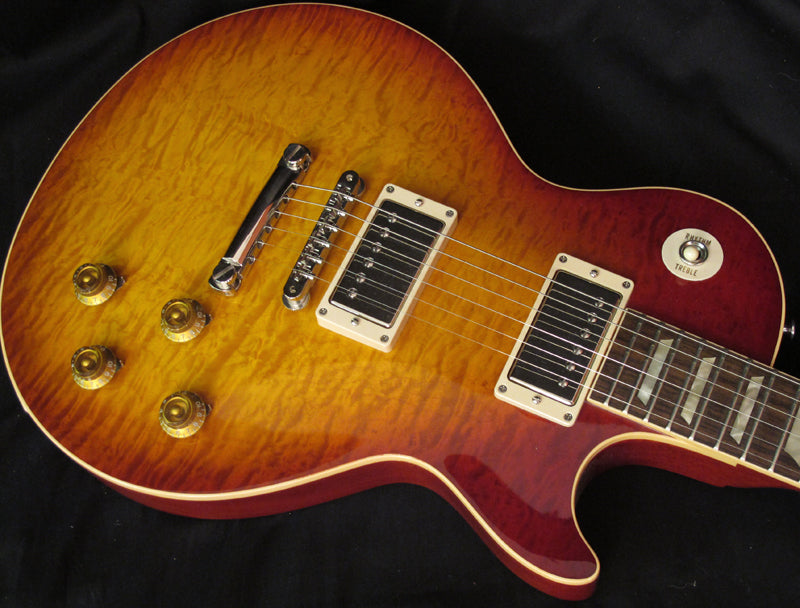 Used Gibson Custom 1959 Reissue Les Paul Featherweight R9-Brian's Guitars