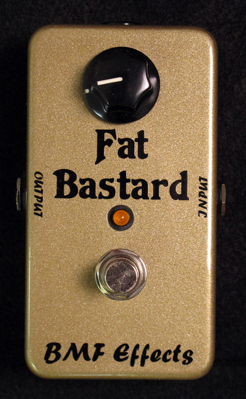 BMF Effects Fat Bastard Boost-Brian's Guitars