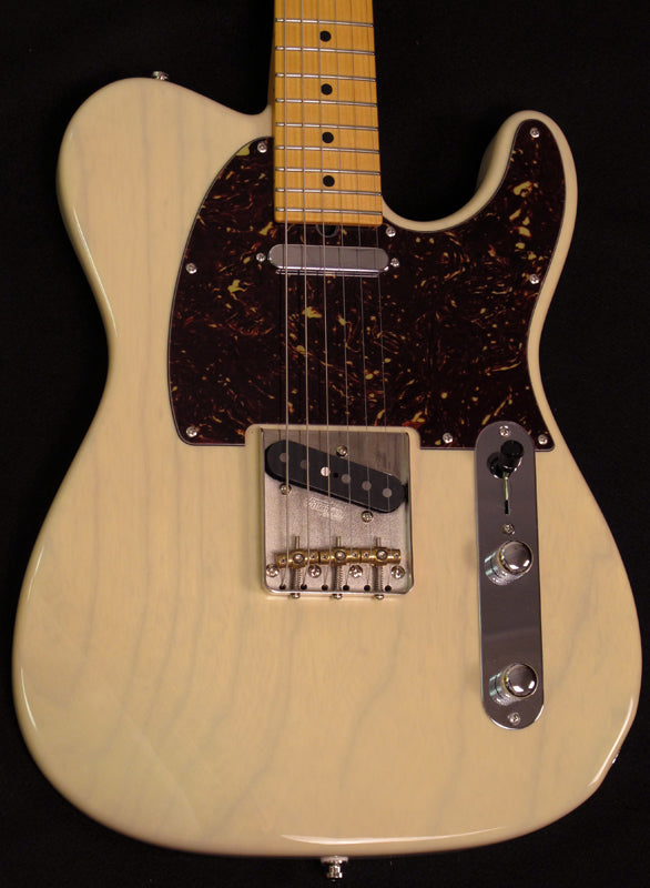 Used 2010 Suhr Classic T Trans Blonde-Brian's Guitars