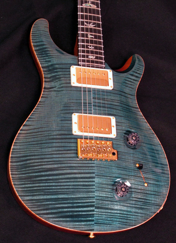 Used Paul Reed Smith Artist V Blue Crab Blue-Brian's Guitars