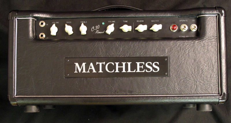 Used Matchless C-30 Reverb Head