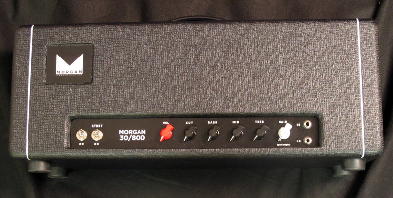 Used Morgan Amplification 30/800 Head-Brian's Guitars