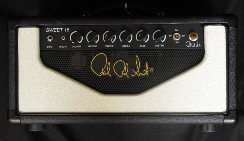 Used Paul Reed Smith Sweet 16 Amplifier Head-Brian's Guitars