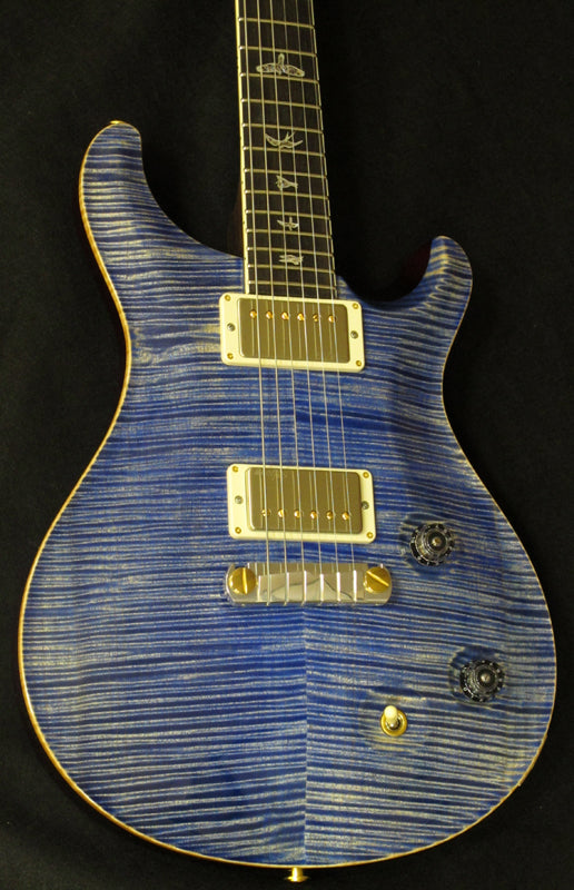 Paul Reed Smith Modern Eagle Quatro Custom Faded Blue Jean-Brian's Guitars