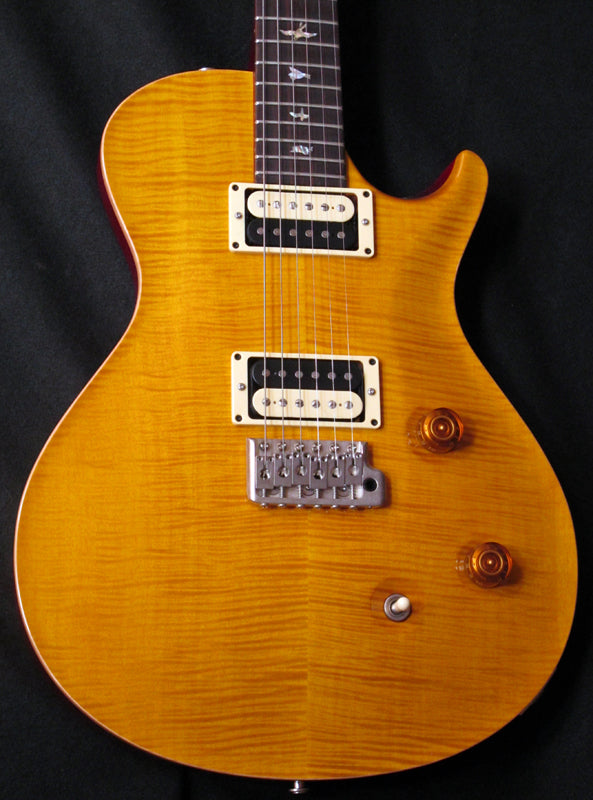 Used Paul Reed Smith Singlecut Trem Vintage Yellow-Brian's Guitars