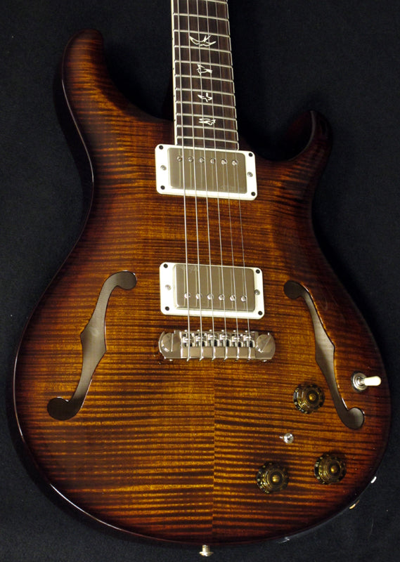 Paul Reed Smith Hollowbody II Black Gold-Brian's Guitars