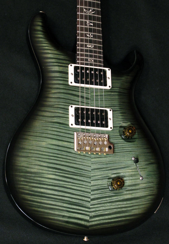 Paul Reed Smith Custom 24 Trampa's Green-Brian's Guitars