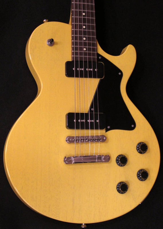 Used Collings 290 TV Yellow-Brian's Guitars