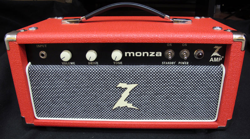 Used Dr. Z Monza Head-Brian's Guitars