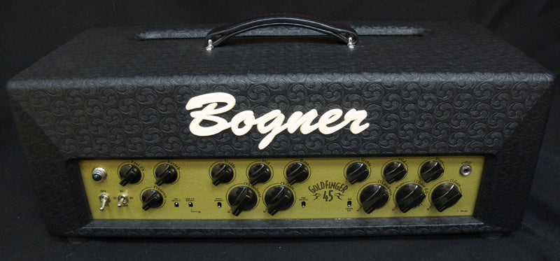 Used Bogner Goldfinger 45-Brian's Guitars