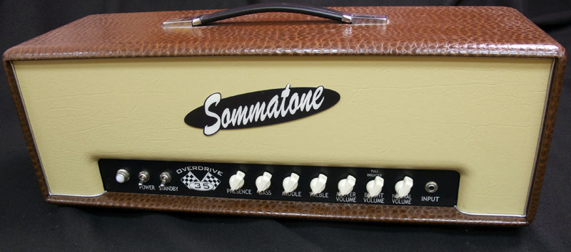 Used Sommatone Overdrive 35-Brian's Guitars