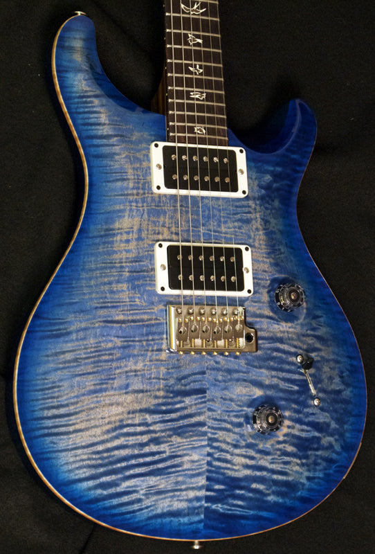 Paul Reed Smith Custom 24 Faded Blue Jean Burst-Brian's Guitars