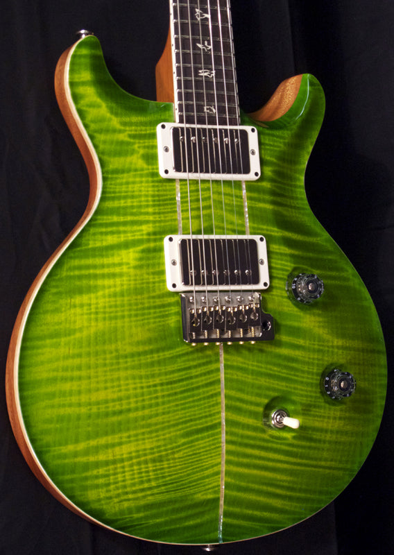 Used Paul Reed Smith Santana Eriza Verde-Brian's Guitars