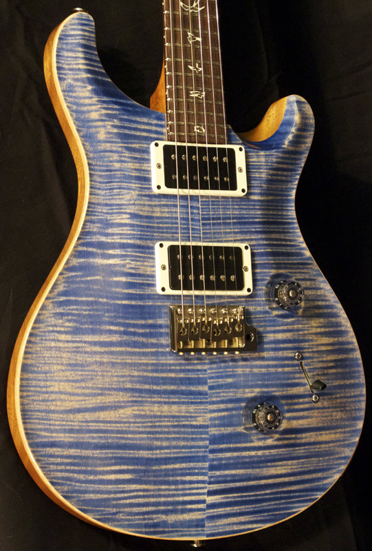 Paul Reed Smith Custom 24 Faded Blue Jean-Brian's Guitars