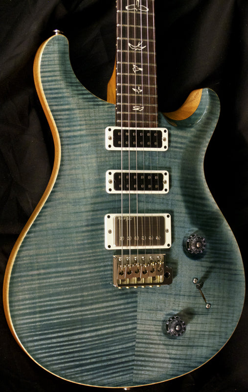 Paul Reed Smith Studio Blue Crab Blue-Brian's Guitars