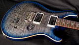 Paul Reed Smith Custom 24 Faded Gray Blue Burst-Brian's Guitars
