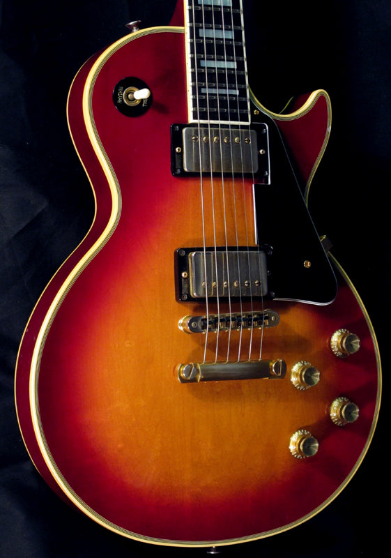 Used 1985 Gibson Les Paul Custom-Brian's Guitars