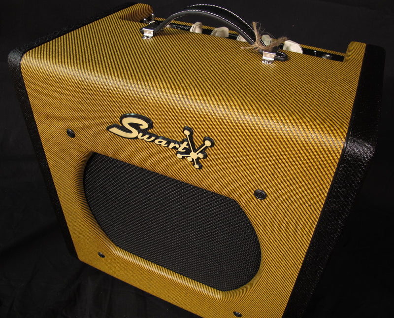 Swart Space Tone STR Tremolo Tweed-Brian's Guitars
