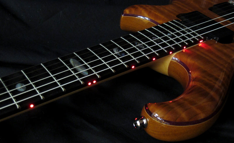 Alembic Darling Curly Redwood *SALE*-Brian's Guitars