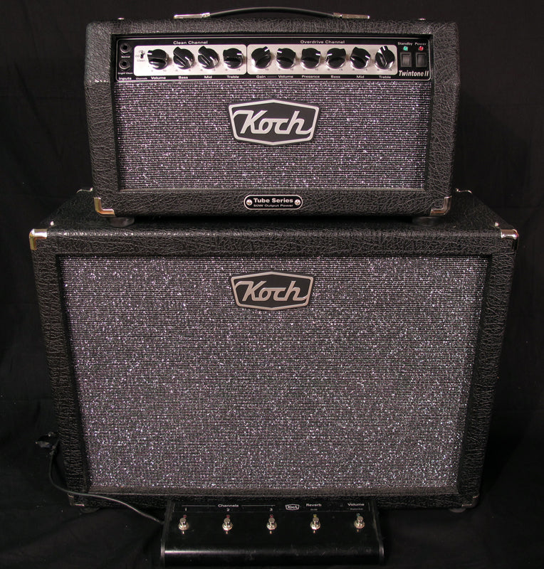 Used Koch Twintone II Head and Cabinet-Brian's Guitars