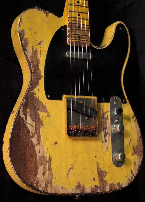 Nash T-52 BSB Extra Heavy Aging-Brian's Guitars