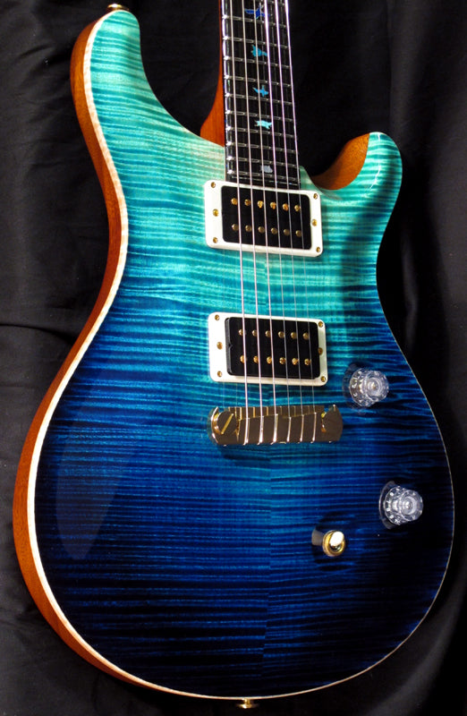 Paul Reed Smith Private Stock Custom 24 Blue Fade-Brian's Guitars