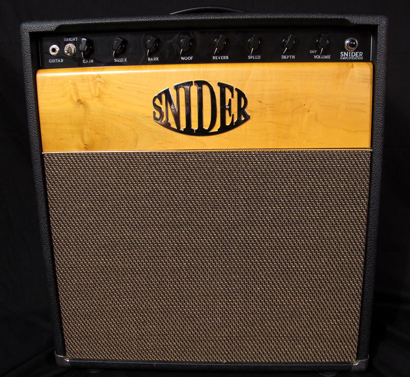 Used Snider Chicago-Brian's Guitars