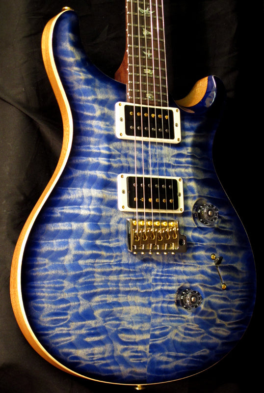 Paul Reed Smith 2012 Artist Package Custom 24 Blue Smoke-Brian's Guitars