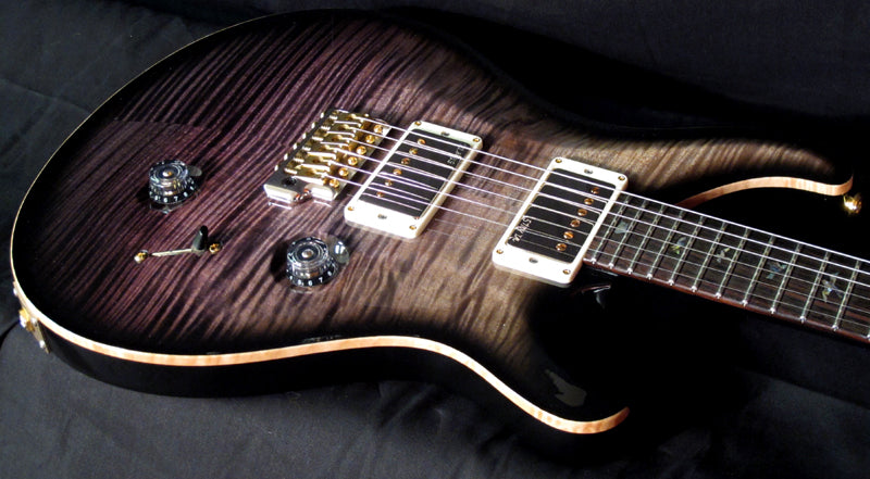 Paul Reed Smith Custom 24 Limited Run Macassar Ebony-Brian's Guitars